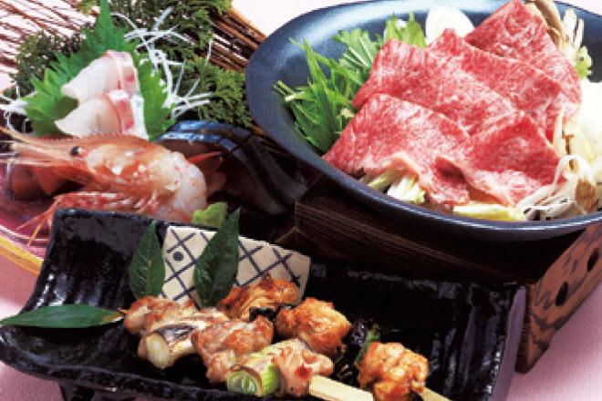 「旬と郷土のおまかせコース」<br /> 料理5,200円(込)より