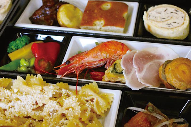 イタリアン弁当Box 2,500円(最少6個~要予約)