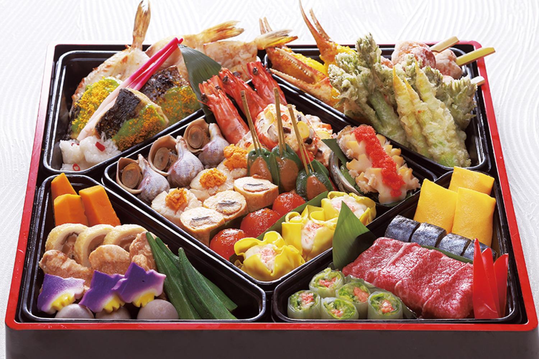 会席盛込み料理(3~4人盛)