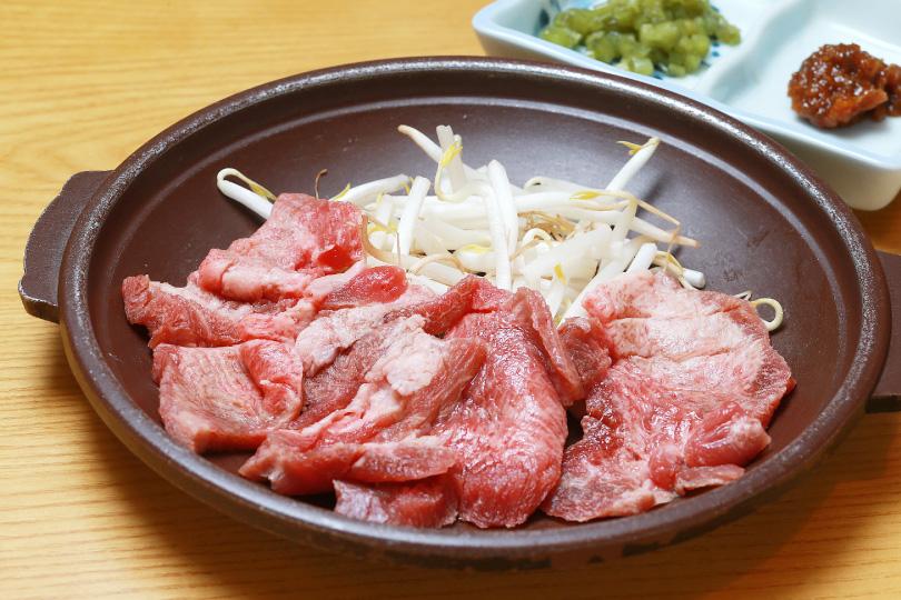 柔らかジューシー仙台の牛タン 700円