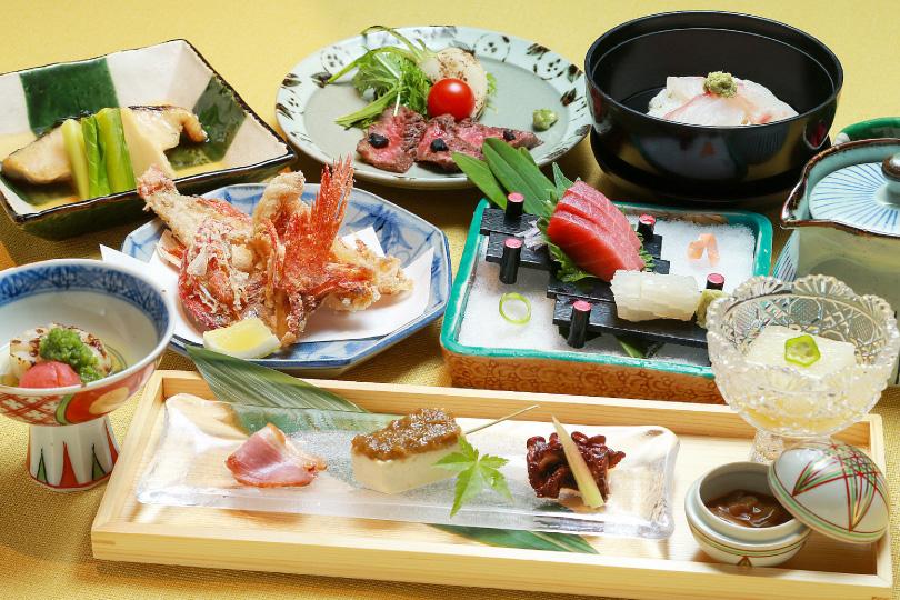 旬の海鮮や酒肴「おまかせ宴会コース」4,000円より