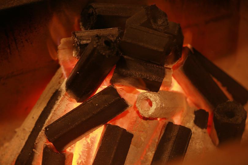本格炭火料理も人気です!